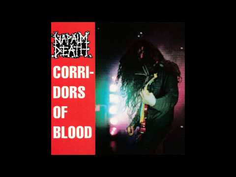 Napalm Death - Corridors Of Blood [1992][Bootleg CD][HQ]
