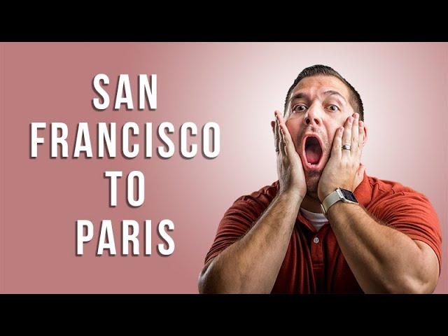 San Francisco to Paris with Emilia Jane Schobeiri