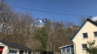 Mit der Drohne Tierleben retten