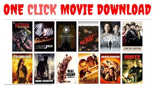 How to DOWNLOAD ANY Movie for *FREE* 2018 NO TORRENT - NO SURVEYS - NO LOGIN