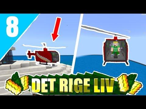 Det Rige Liv #8: FLYVER I HELIKOPTER!!