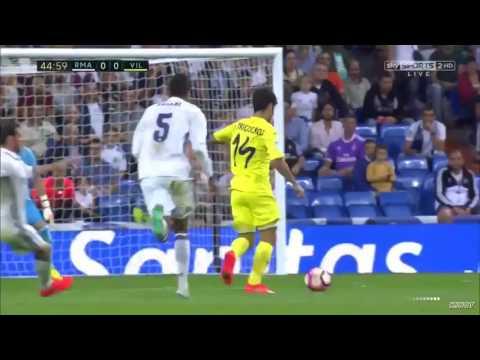 Download Real Madrid vs Villarreal 1 1 Full Match Highlights   21 09 2016 HD