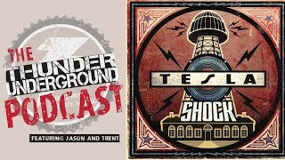Tesla - Shock / Taste Like - Review | Thunder Underground