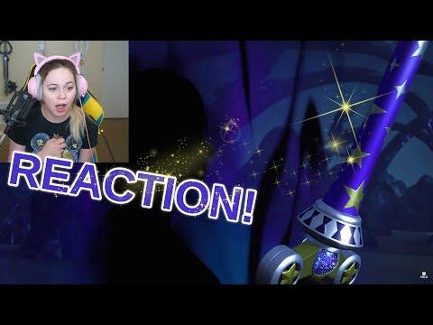 KINGDOM HEARTS 3 XBOX E3 FROZEN TRAILER REACTION 2018