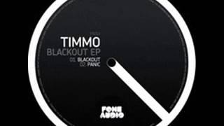 Timmo - Blackout (Original Mix)