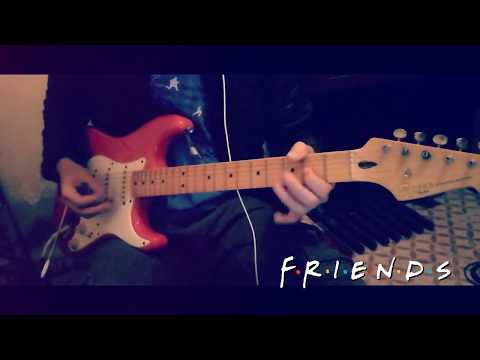 Friends -  Theme Song Guitar Cover HD