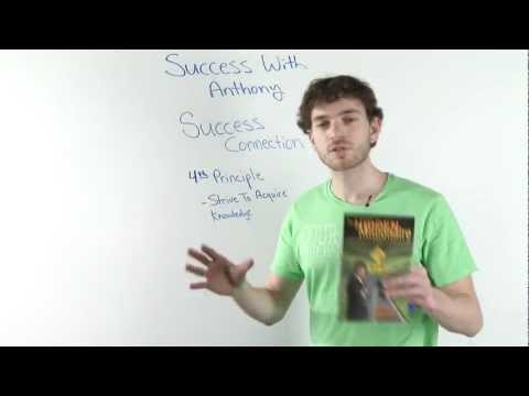 Anthony Morrison's Success Connection #108: Strive To Acquire Knowledge