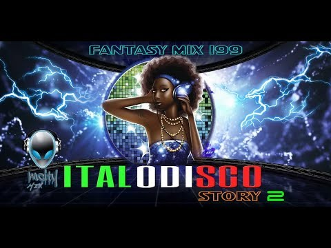 FANTASY MIX 199   ITALODISCO STORY 2