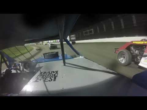 Dodge City Raceway Park Kyle Wiens #18 Sport Mod A-Feature 08/24/2019