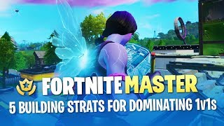 5 Advanced Building Strats to Help You Dominate in 1v1s (Fortnite Battle Royale)
