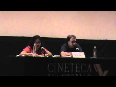 Greg Hall Masterclass @ Cinema Global (Mexico) 2011