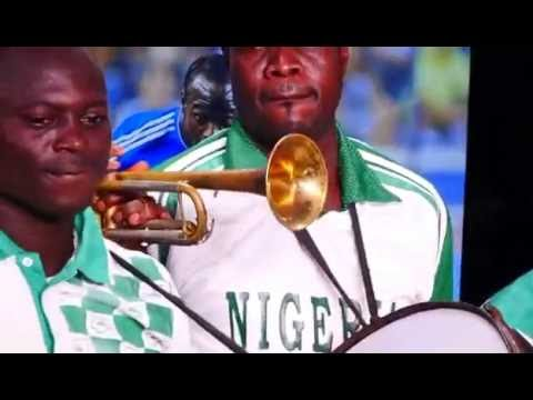 Nigeria supporters club 'jirate' on sport edge