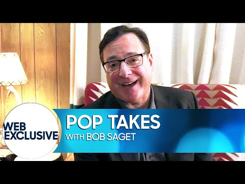 Download Youtube: Pop Takes: Bob Saget Talks Fuller House and Stranger Things Crossover