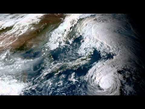 Earth From Space - Sep 19, 2015: Japan, Korea, Beijing & Shanghai