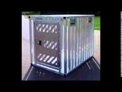 Aluminum Dog Kennel