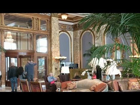 Fairmont Hotel Tour in San Francisco