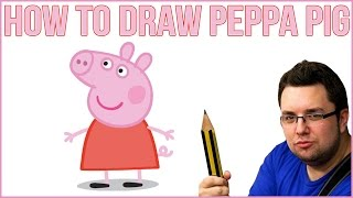 How To Draw Peppa Pig (NSFW)