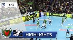 Füchse Berlin - SG Flensburg-Handewitt   Highlights - LIQUI MOLY Handball-Bundesliga 2019/20