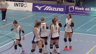 Supercup Sliedrecht Sport Dames 1 - VC Sneek Dames 1