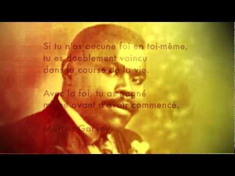 Citation Marcus Garvey
