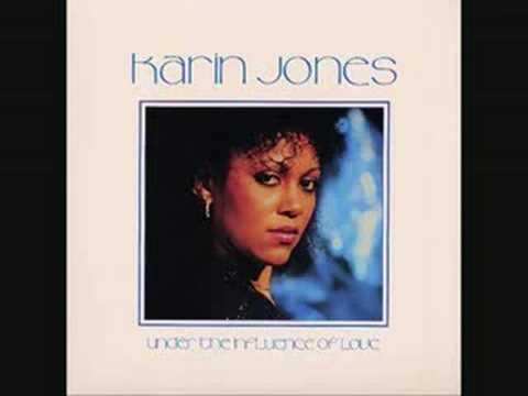 Karin Jones - Ready Ready Love