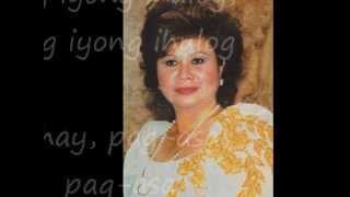 Anak Dalita - Nattie J. Toledo (filipino Song)