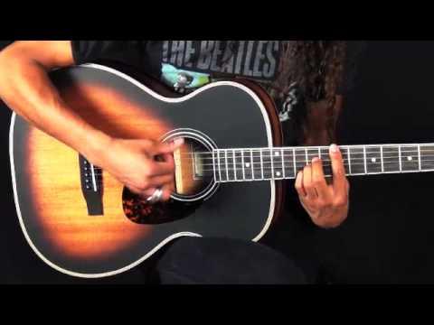 Larrivee Vintage OM for sale at Heartbreaker Guitars