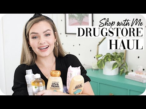 Shop with Me Drugstore Haul!