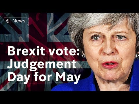 Theresa May loses vote on her Brexit deal - again|#BREXIT