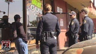 "Copwatch | Wrong Black Man ""Fit The Description"" No Suspect Located"