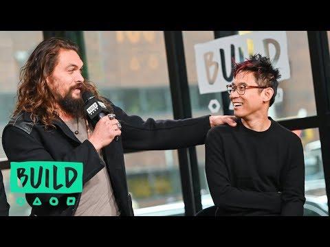 How Jason Momoa & James Wan Developed The Character Of Aquaman
