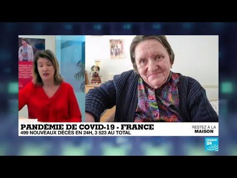 Coronavirus: En France, au moins 300 000 personnes âgées isolées,