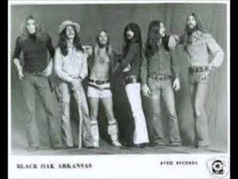 Black Oak Arkansas Hot Rod Raunch N Roll Live Youtube