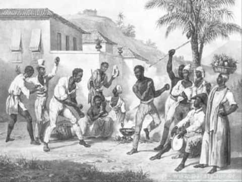 guerreiro do quilombo