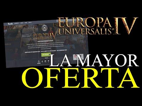 EL MAYOR OFERTÓN DE EUROPA UNIVERSALIS 4 |