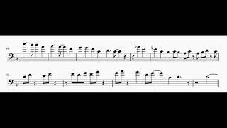 Baixar Billie's Bounce - JJ Johnson Trombone Solo Transcription