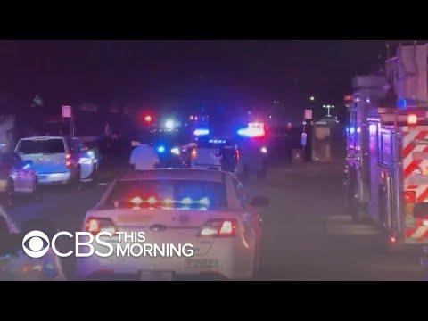 Police Investigate Houston Shooting On Music Video Set
