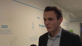 Intervju med Alexander Ernstberger VD på Allra