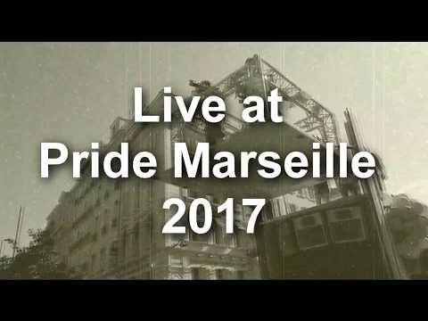 LoGiX @ Gay Pride Marseille 2017