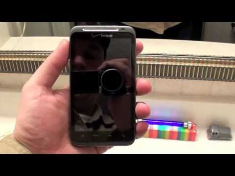 HTC Thunderbolt Unboxing and First Thoughts (verizon wireless)