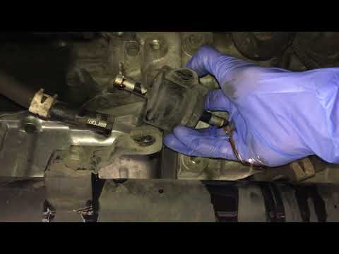 2007-2011 Honda CRV Transmission Filter Replacement DIY