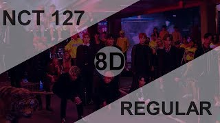 NCT 127 - REGULAR (English Ver.) [8D + BASS BOOSTED USE HEADPHONE] 🎧