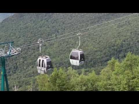 Loon Mt. Gondola ride , Lincoln NH