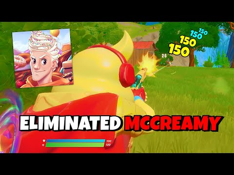 I Did The McCreamy Challenge In Fortnite... (very Hard)