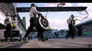 DTM 2016 - Test Days Hockenheim - Mercedes-Benz original