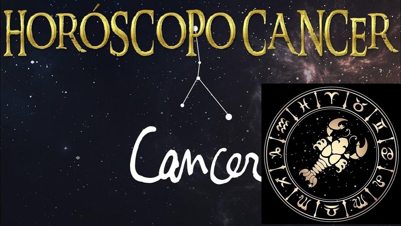 Horoscopo Cancer Diciembre 2017 Predicciones Youtube
