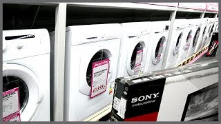 На что обратить внимание при покупке стиральной машины