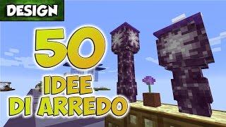 50 idee per arredare [1.9] ~ Minecraft [Design]