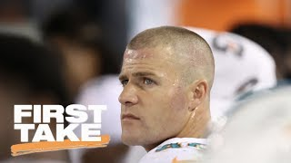 First Take debates how Kiko Alonso should be punished for hit on Joe Flacco | First Take   ESPN