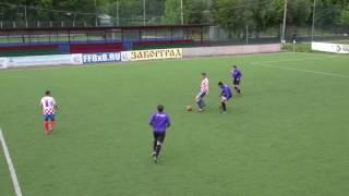 13.06.16 - Талант vs Фугас (Второй тайм) - 3:4
